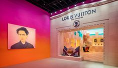 The exhibition Louis Vuitton X explores the brand's history of collaborations over the last 160 years with artists like Zaha Hadid, Yayoi Kusama, and Karl Lagerfeld, through digital and interactive experiences across two floors and ten rooms. Cindy Sherman, Yayoi Kusama, Karl Lagerfeld, Rei Kawakubo, Frank Gehry, Louis Vuitton Trunk, Louis Vuitton Monogram, Zaha Hadid, Contemporary Classic