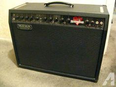 Mesa Heartbreaker 2 / 12 combo, Guitar Amplifier. Just Serviced - $1250