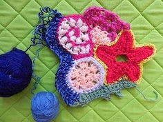 tutorial free form crochet
