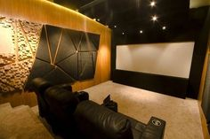triangular pattern acoustic panels