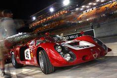 Alfa Romeo 4C: El 33 Stradale del sigo XXI.