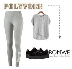 """""""love fashion"""" by redcoat-dxcvi ❤ liked on Polyvore featuring Puma"""