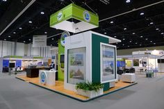 Green Mountains Stand In WFES 2014 | Smart Design LLC