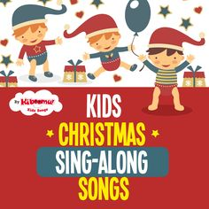 Kids Christmas Sing-Along Songs by The Kiboomers Christmas Songs For Kids, Merry Little Christmas, Christmas Crafts, Xmas, Preschool Songs, Kids Songs, Sing Along Songs, Music For Kids, Deck The Halls