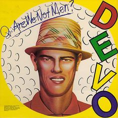Went to a DEVO concert at the Fox in Atl in 1982. Yep, I wore the plastic hat.