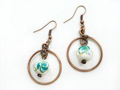 Handmade earrings women earrings earrings by MargoHandmadeJewelry