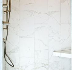 Carrara Marble Matt Porcelain Floor Tile