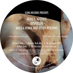 "ARNO E. MATHIEU / DESPERTAR - VAKULA REMIX AND OTHER VERSIONS : CLIMA/SACRED RHYTHM MUSIC(12"") 【ご予約受付中!】なんとウクライナの Vakulaによるリミックスを収録したシリア ス・ディープ・ハウス傑作! http://www.stradarecords.com/shop/item/15173/index.php"