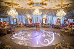 As the case may be, you are super busy thinking about flowers, food and guests. But, don't fail to pay attention to your reception dance floor. This huge wedding element is a white canvas that allows you to be creative and can, when done right, take your reception from drab to fully fab!(image source) The read more...