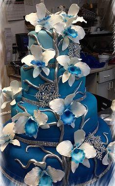 PattyCakes World Inc. wedding cake