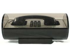 mod western electric phone | Western Electric Telstar Lucite cased phone