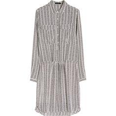 Jurk, Printed Dress - Costes