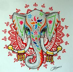 Google Image Result for http://www.deviantart.com/download/282626812/henna_elephant_by_harperugby-d4o9o8s.jpg