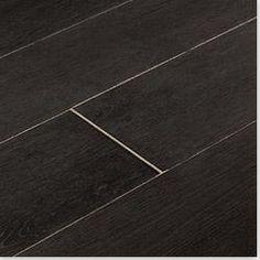 Takla Italian Porcelain Tile 8 Long Plank Series Black