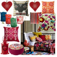 Folk Craft | Moodboards | housetohome.co.uk