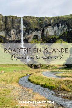 Fin août 2016, nous avons embarqué pour l'un des voyages les plus marquants de notre vie jusqu'à aujourd'hui: 6 jours de roadtrip en Islande.