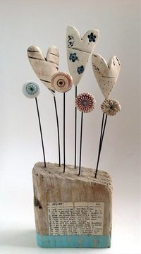 Hearts and Flowers - Shirley Vauvelle