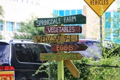 Eden East, the new end-of-week concept restaurant on the East Austin urban veggie oasis that is Springdale Farm #AustinTidbits