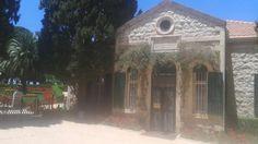 Bahai reception center, Haifa