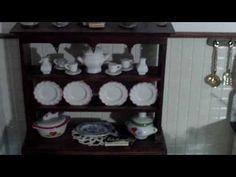 "▶ Roombox ""Cucina in miniatura"" - YouTube"