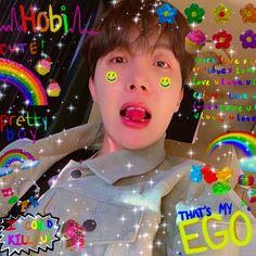 J Hope Selca, Bts J Hope, Jung Hoseok, Mochi, J Hope Smile, Bts Bg, Jhope Cute, Hello To Myself, Cute Icons