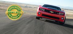 """We're on a Roll: Chevy Camaro, Sonic, and Equinox named Consumer's Digest """"Best Buys"""""""