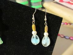 Blue and Brown by jsdd on Etsy, $7.00