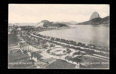 Praia de Botafogo e Morro da Viúva