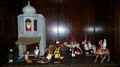 Sagwadi: Delhi Durbar model displays