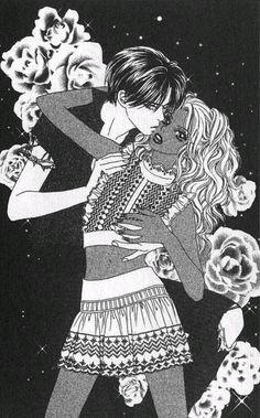 Nana Anime, Old Anime, Japanese Poster, Japanese Art, Manga Art, Anime Art, Yazawa Ai, Character Art, Character Design