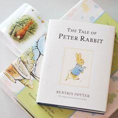 Personalised Peter Rabbit Photoalbum Christmas Present Baby Boy Handmade