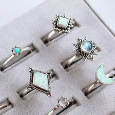 Adorn every part of yourself with enchanting jewels from Ice Queen, the brand new winter collection✧✧ Shop the treasures from our Ice Queen's trove at www.shopdixi.com ✧✧ // shopdixi // icequeen // shop dixi // boho // bohemian // winter // ice // hippie // jewellery // jewelry // giftideas // bohochic // winter // ice // snow // moonstone