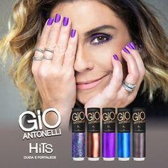 """9078424d1 Hits Esmaltes Speciallità on Instagram  """"CHEGOU!!!😱💜Giovanna Antonelli e  Hits lançam os novos esmaltes  giohits pra você que é única"""