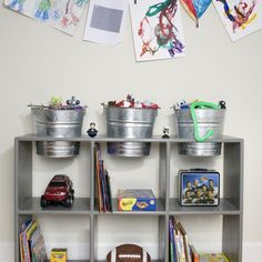 kids #storage ideas