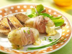 Gevulde aardappelen met spek - Libelle Lekker!