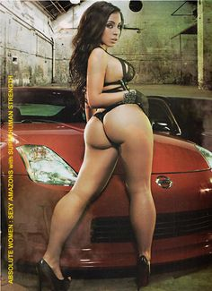 http://superwomaniac.tumblr.com/ She loves to play with cars… Absolute Women possess extraordinary superhuman physical powers, which go far beyond the capabilities of ordinary human beings. Physical...