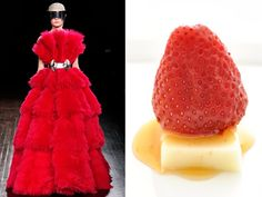 Inspiration day-10- fashion and food