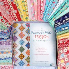 Poppy Makes...: Farmer's Wife 1930s Quilt Along