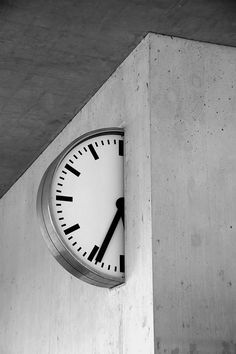 Mondaine Clock