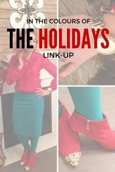 Holiday fashion link