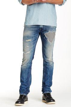 Thavar Skinny Jean by Diesel on @HauteLook