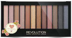"""""""#makeuprevolution #paletacieni #cieniedopowiek #cienie #makeup #makijaż #oczy #kosmetyki"""""""