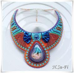 """Biżuteria od N.Su-Fi: Naszyjnik """"Crazy harmony"""""""