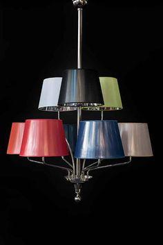Hanglamp 97 cm diameter met halogeen. Ook leverbaar in dimbaar LED ...
