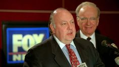 Roger Ailes, left, with Rupert Murdoch. While Carlson's $US20 million settlement may be larger than others for similar ...