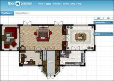Floor Planner: free floor planner