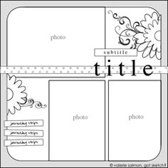 #18.... by Valerie Salmon.  AWESOME Idea!!!!  This is perfect for all my friends who are just starting out with making cards and scrap books.