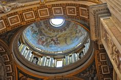 Rome, Italy - St. Peters Cathedral