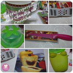 Sorteio Especial  http://www.anaclaudianacozinha.com/2013/07/sorteio-especial.html