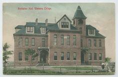 Simmons College, Abilene, TX; founded in 1891 as Abilene Baptist College, now Hardin-Simmons University